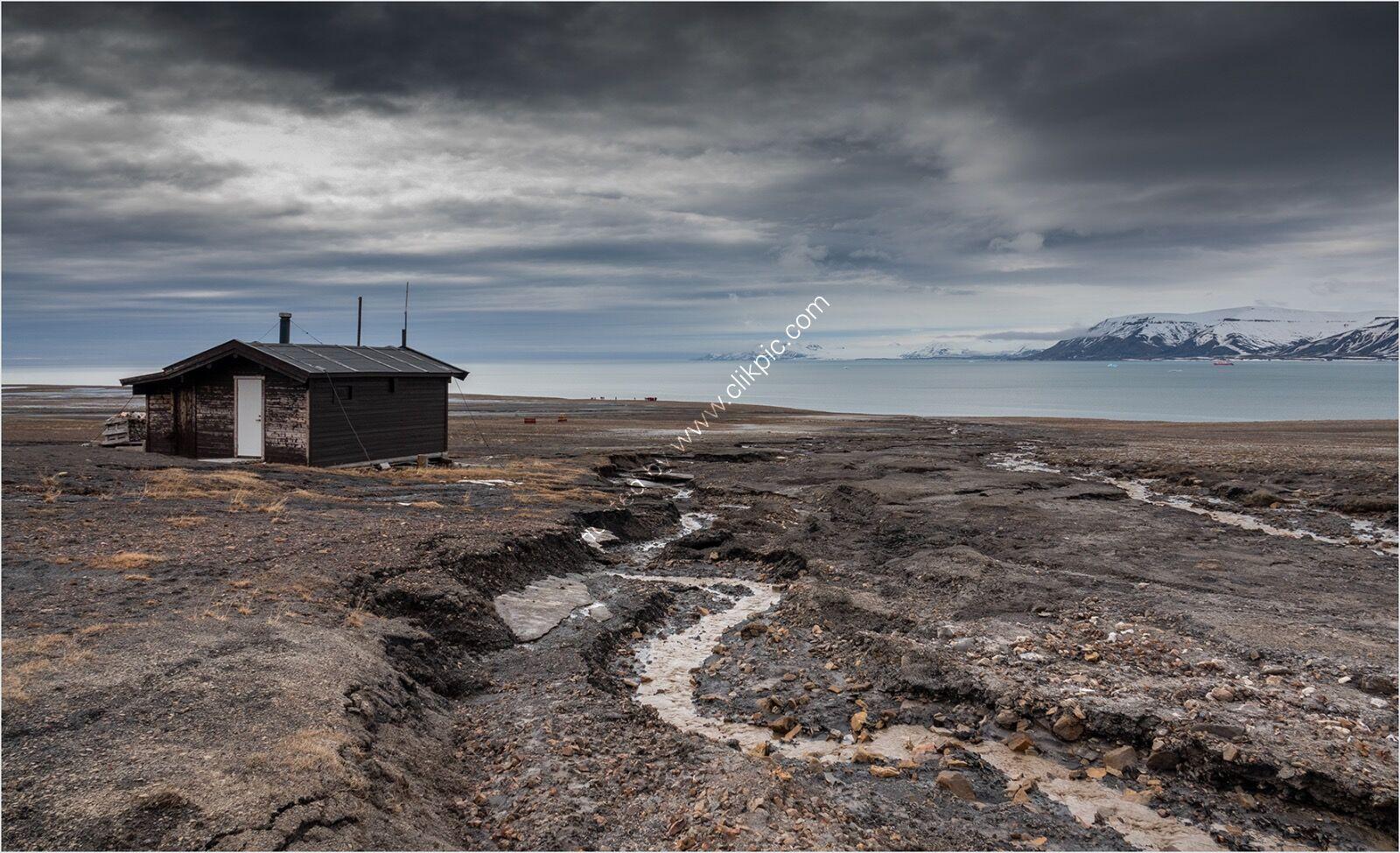 Mick Parmenter-Hikers hut