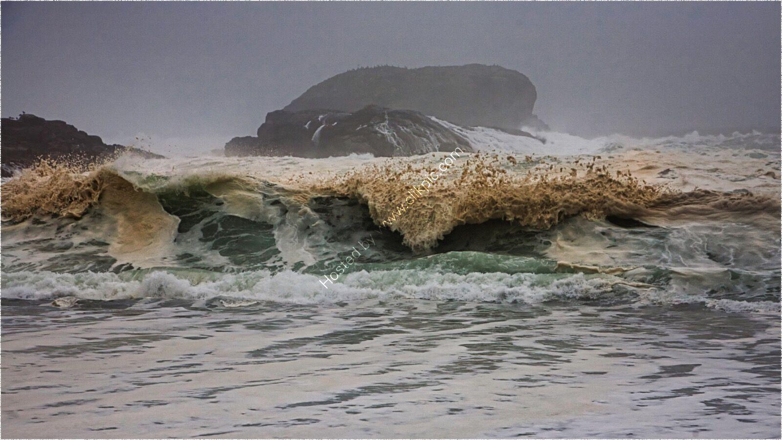 Steve Lobley-Raging Sea
