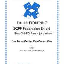 SPCF Certificate