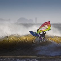 HC Ferg-Needles Windsurfer Watermaked