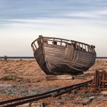HC Linda Pain-Wrecked at Dungeness