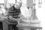 Dave : Managing Director, Designer, and Chairmaker. Dave founded the company in 1989.