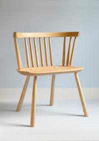 Pembroke armchair in ash designed by Sarah Kay