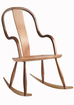 Rockingham rocking chair