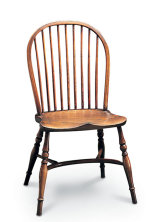 SF9 LARGE STICKBACK SIDECHAIR  The Stickback is typical of chairs originating in the Chiltern Hills, particularly the area around High Wycombe.