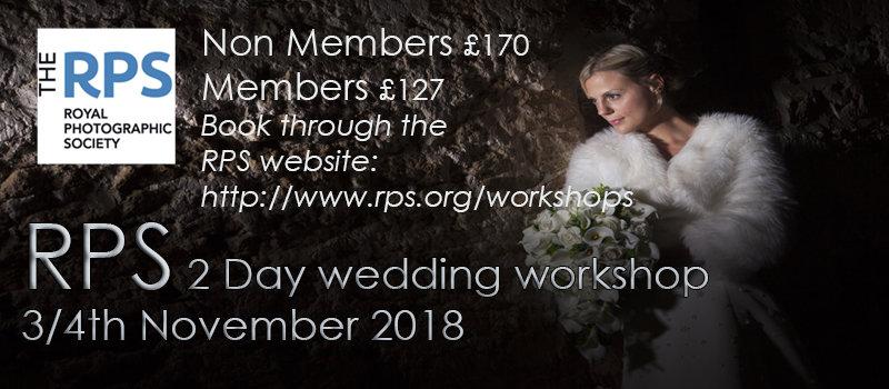 RPS Wedding 3/4 November 18