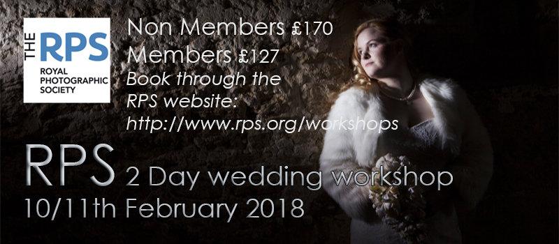 RPS Wedding 10/11 Feb 18