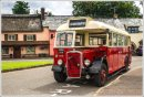 1John Summerills shot of  bus at Exford