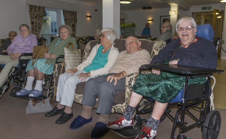 Our Oaktree Court friends