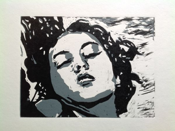 Woman (after William Kentridge)