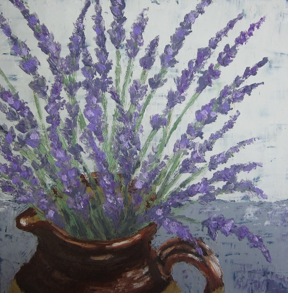 The Perfume of Lavender