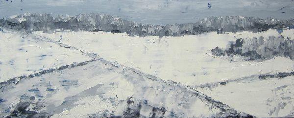 Snow at Ellemford