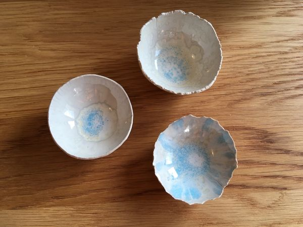 Thumb pots