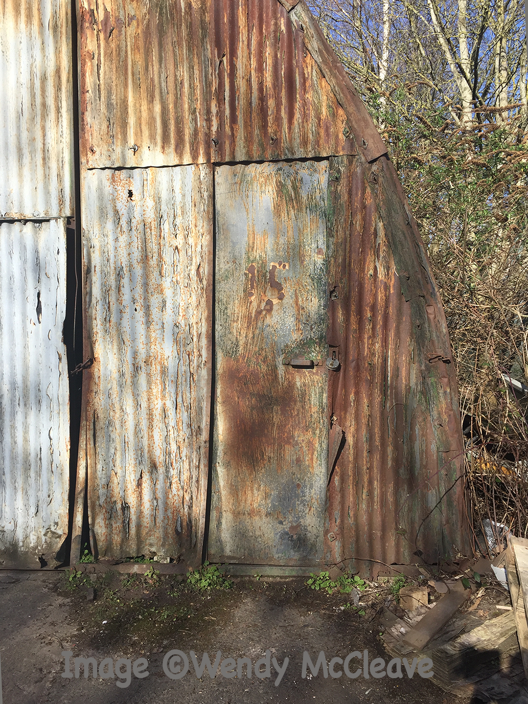 Romney Hut at Rotherwas Industrial Estate