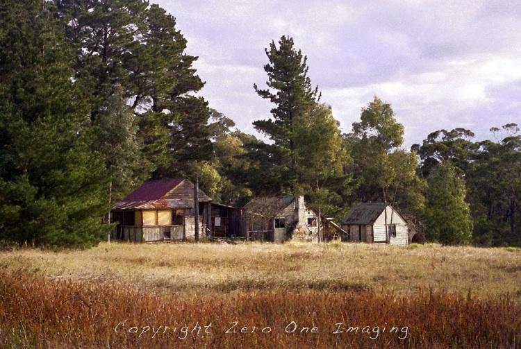 Lost Huts