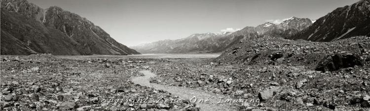 NZ Glacial Field