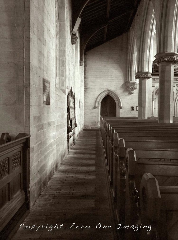 St Saviours Aisle