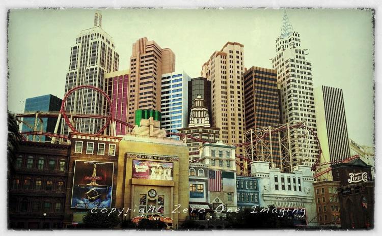 Vegas Coaster