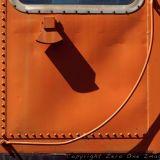 orange carriage