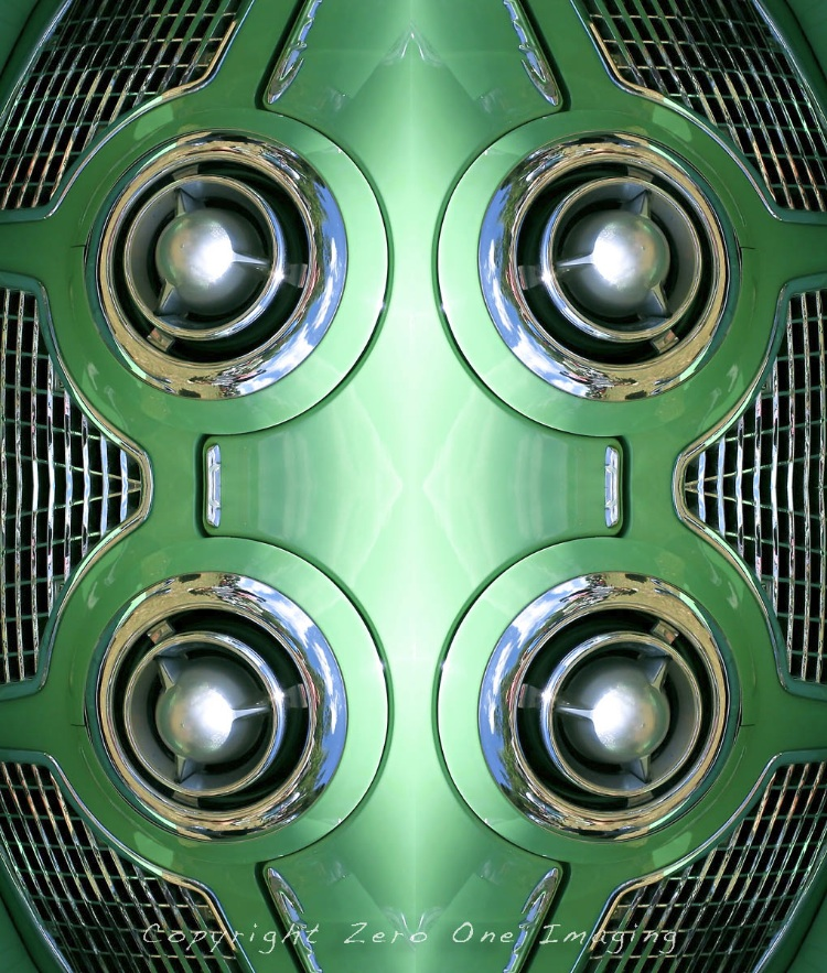 studebaker spinner
