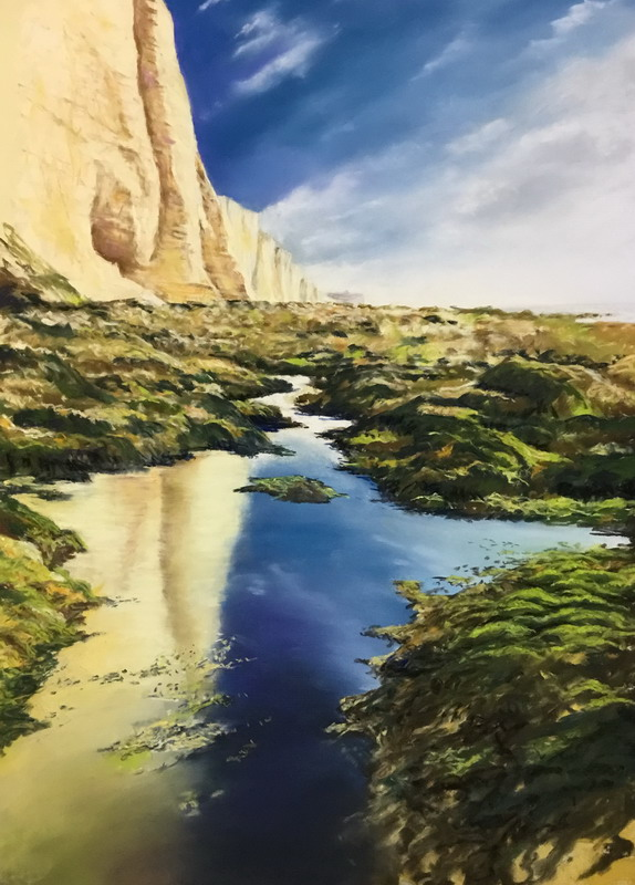 Seven Sisters Reflections, Pastel £295
