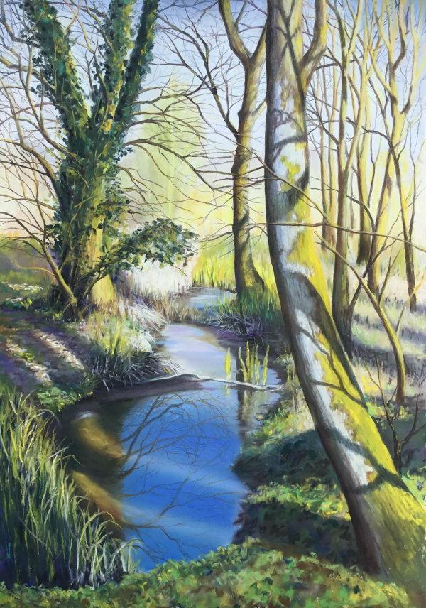 Tranquil Brook £250
