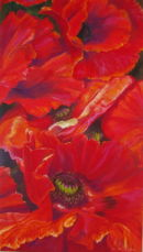 Poppies 1  sold. prints available
