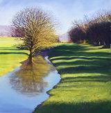 Quiet Reflections, Pastel £200