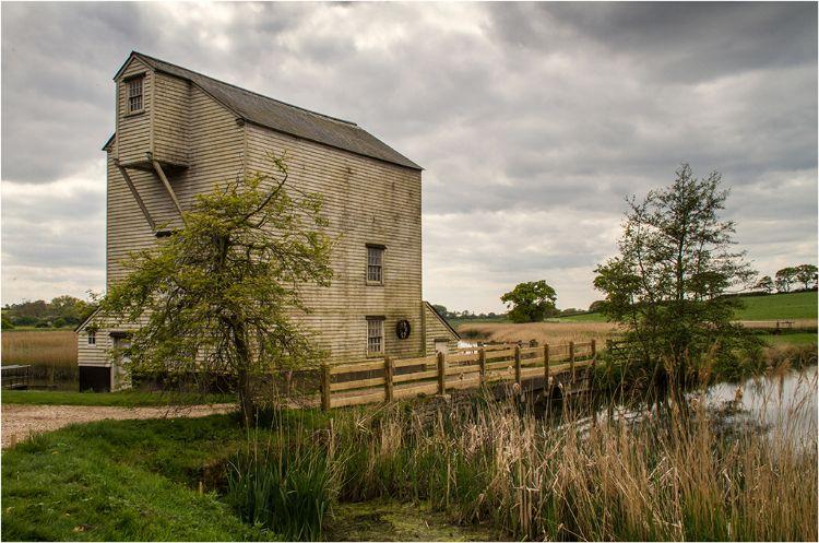 464-Thorrington Tide Mill