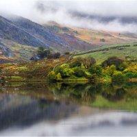 475-Lake At Capel Curig