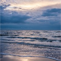477-A Walk Along The Beach At Sunrise