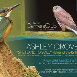 Clacton Camera Club - 16 March 2018