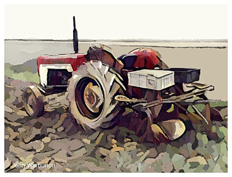 David's Tractor