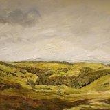 """From Grinton Moor (oils) (16x12"""")"""