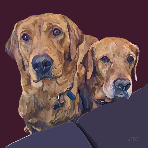 Humphrey and Rufus (digital)