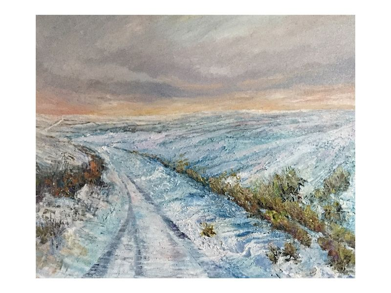 The Buttertubs (oils) £350