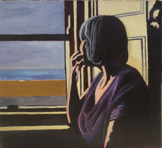 The Gift of Contemplation (oils)