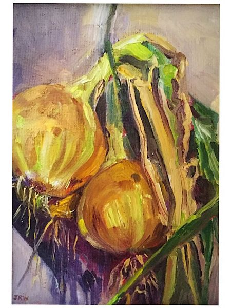 Onions (oils) SOLD