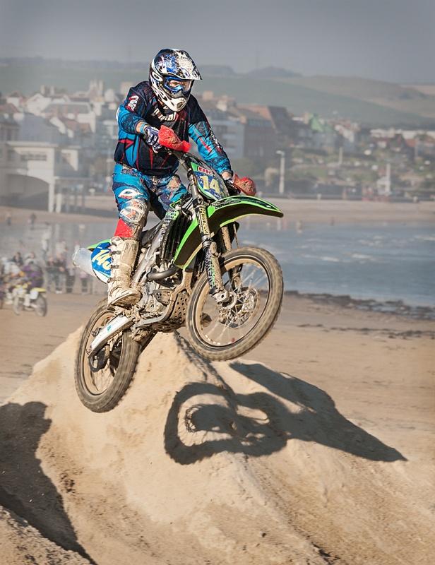01 Beach Motocross
