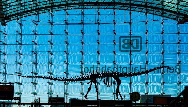 01 Jez Cunningham Berlin Dinosaur