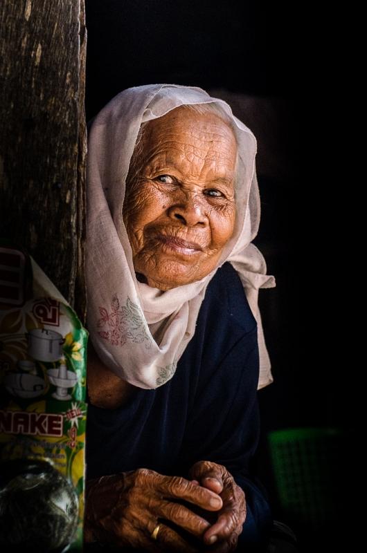 01 Muslim Lady by Jane Tearle LRPS