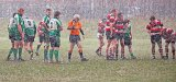 04 Rugby In Hailstorm by Susan Buckland