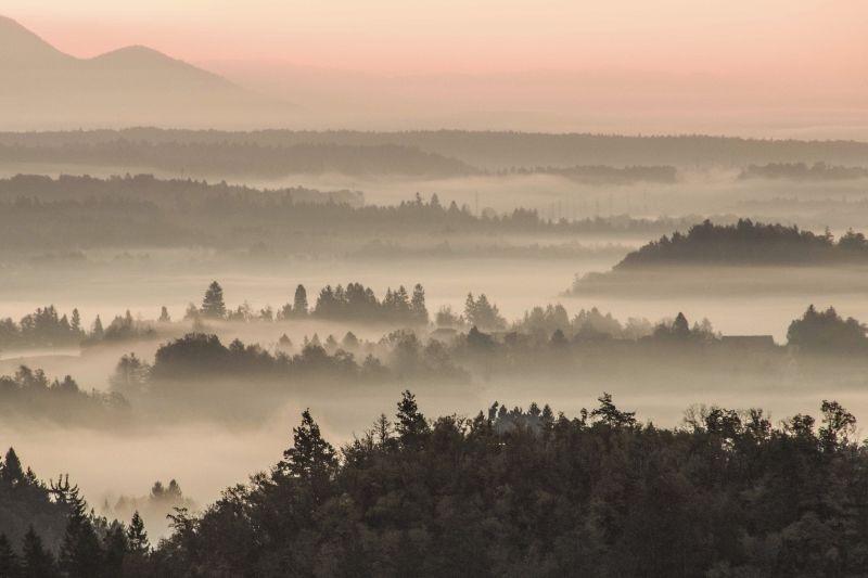 07 Slovenian Sunrise by Annette Beardsley