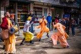 10 Kathmandu Dancers by Jane Tearle LRPS