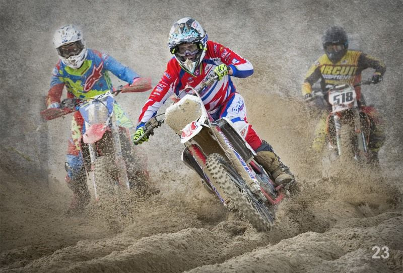 11 Beach Race by Stephen Jones