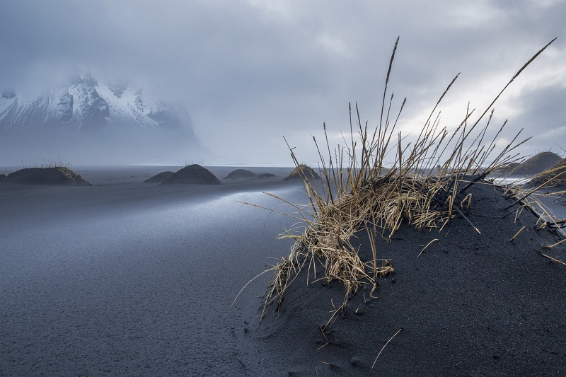 11 Volcanic Dunes Stokksnes by Stephen Lee