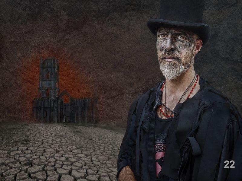 12 The Dark Lord by Stephen Jones