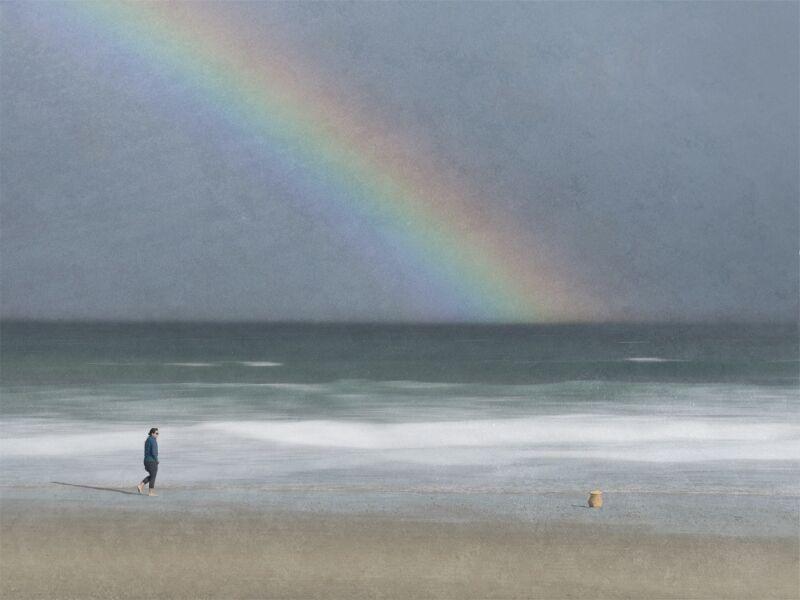 17 End of the Rainbow by Helen Jones