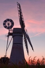 1 Thurne Mill by Val Brierley LRPS