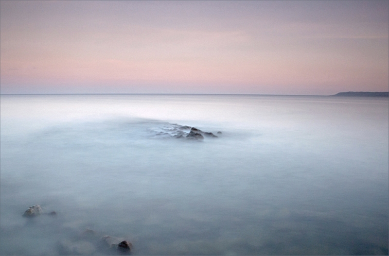 2 Evening Light by Ivor Toms